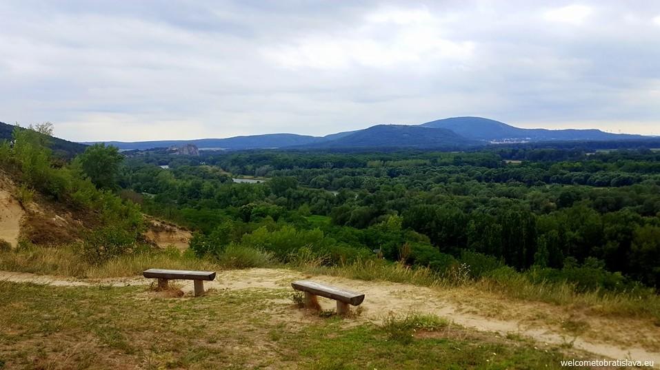 Devinska Kobyla view