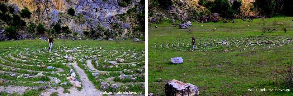 Devin stone labyrinth
