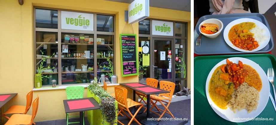Veggie healthy food