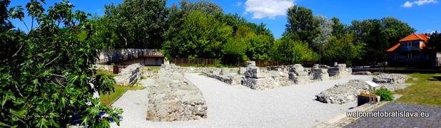 roman military camp gerulata