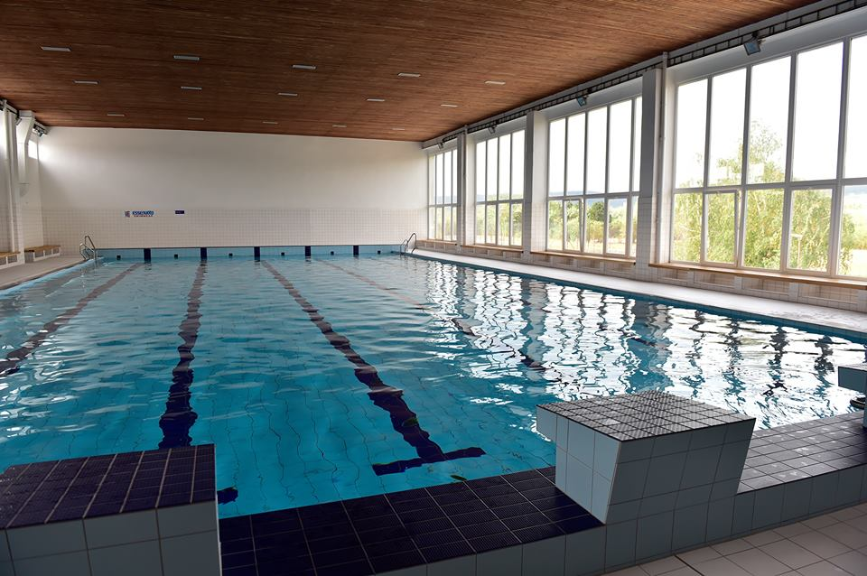 indoor swimming pools in Bratislava - Na Pantoch raca