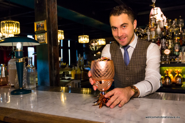 best new cocktail bars - Old Fashioned Bar