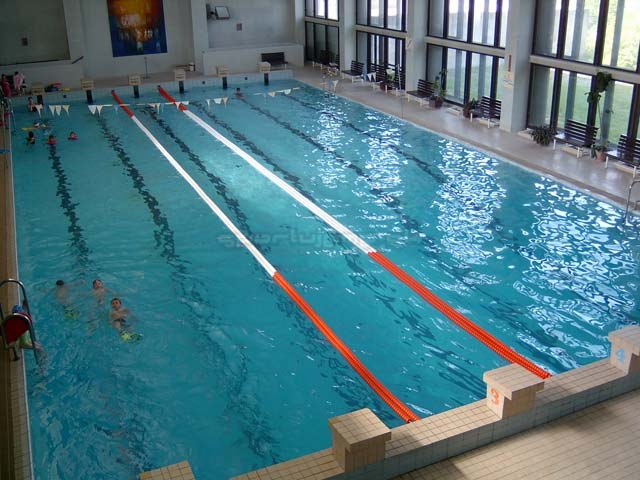 indoor swimming pools in Bratislava - IUVENTA
