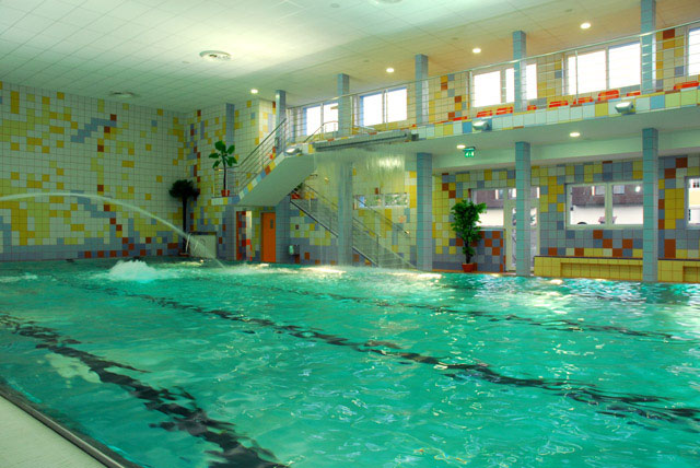 indoor swimming pools in Bratislava - Hotel Nivy