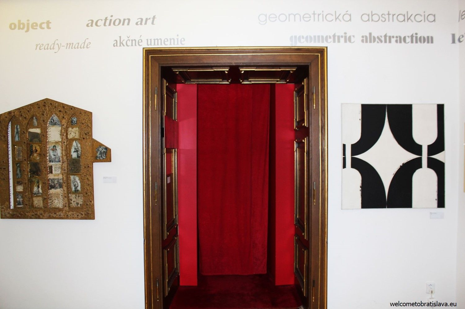 top 10 museums and galleries in Bratislava - Palffy Palace