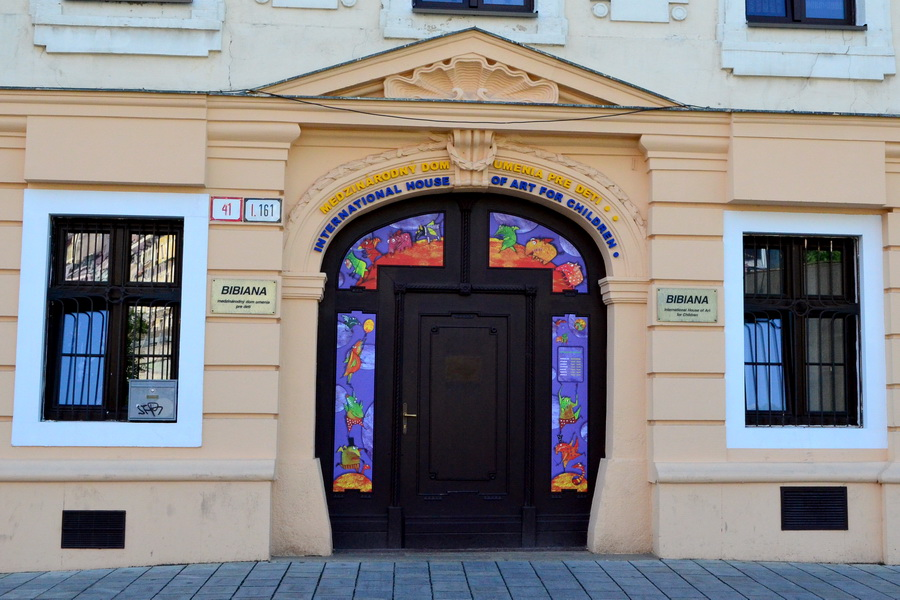 top 10 museums and galleries in Bratislava - bibiana