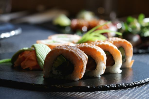 Origami Sushi – The Greenhouse Curacao   408x612