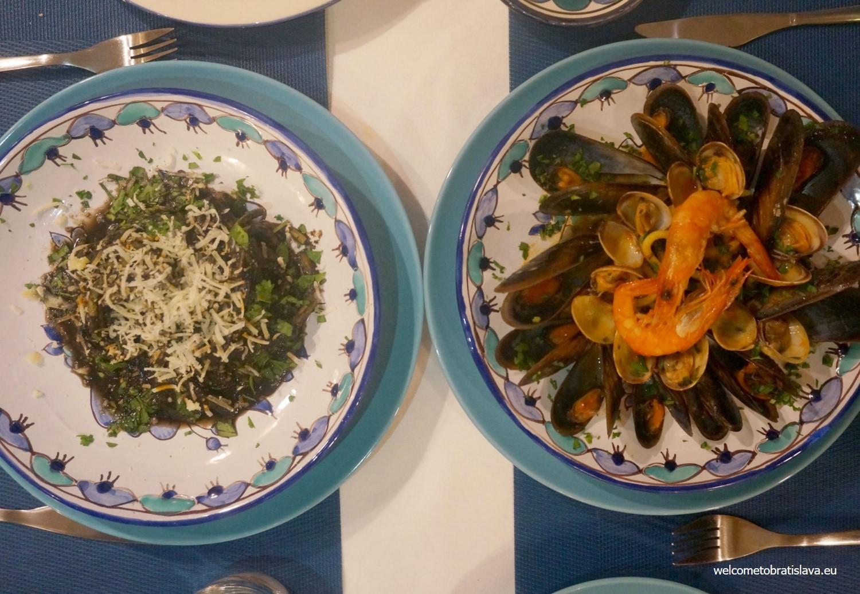 Don saro cucina siciliana sicilian experience in bratislava for Cucina siciliana