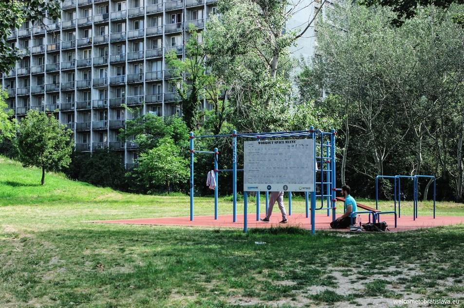 Summer accommodation in Mlynska dolina