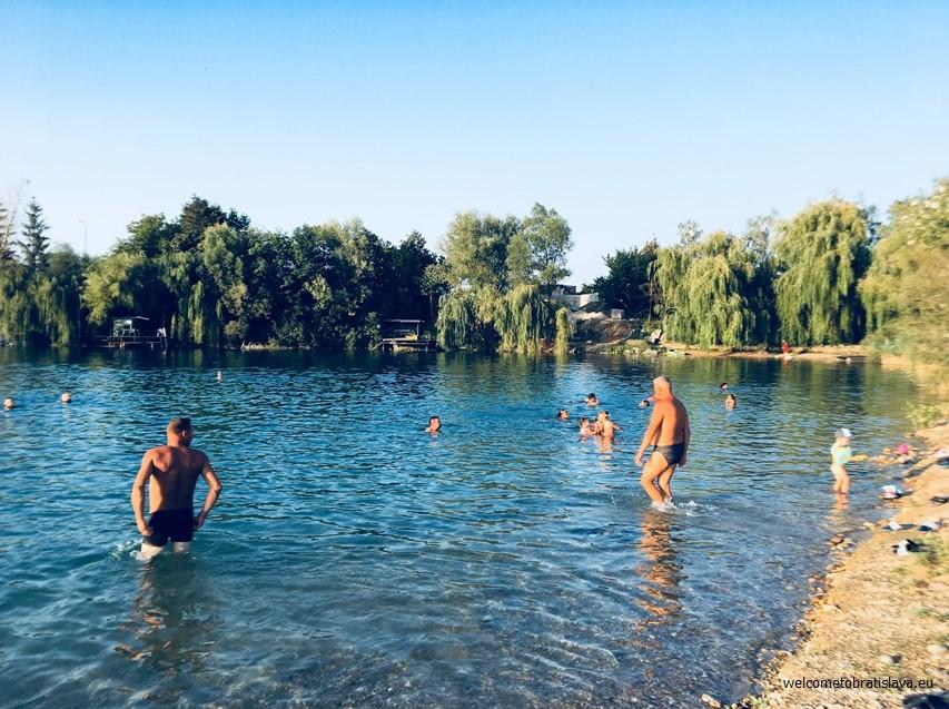 summer in bratislava