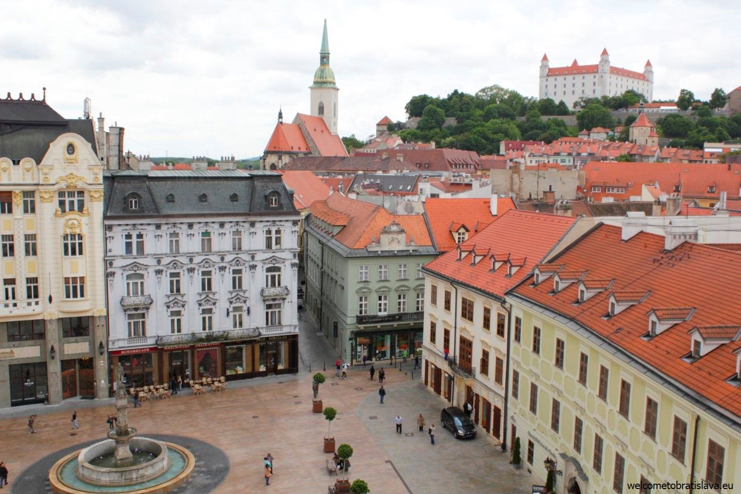 cf2626238 You only have one day to spend in Bratislava and don't know what are the  most important things to do, see, eat and buy? What shall you definitely  not miss?