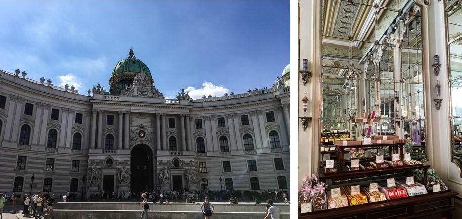Vienna on a day trip from Bratislava