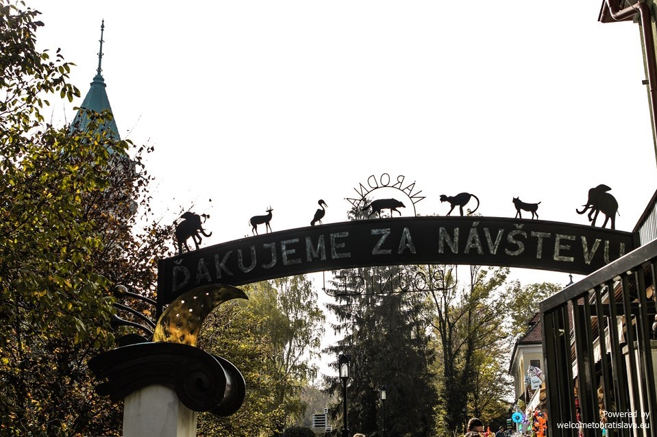 Trip to Bojnice