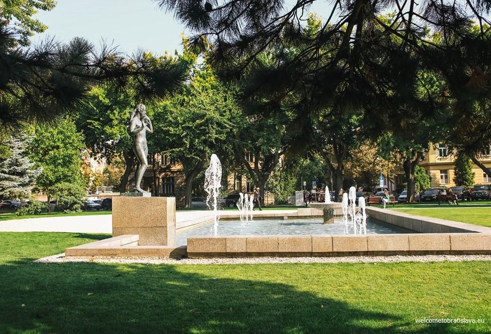 Sturova Street & Safarikovo Square