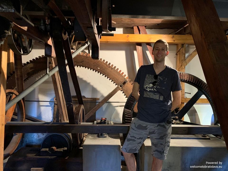 Schaubmar Mill